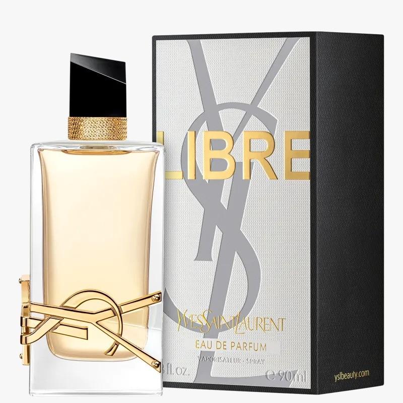 Libre Yves Saint Laurent Feminino Eau de Parfum 90ml