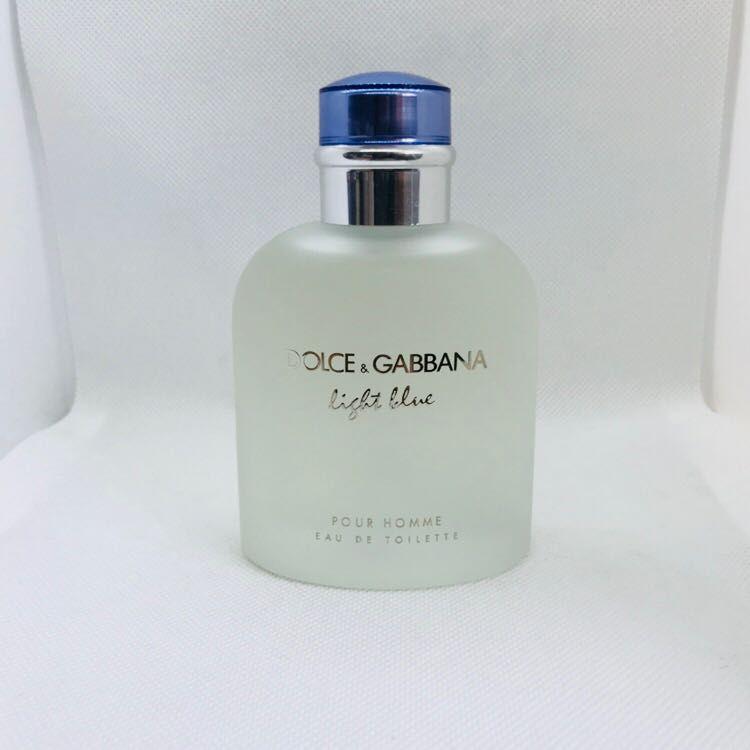 Light Blue Dolce & Gabbana Masculino Eau de Toilette 125ML - Tester