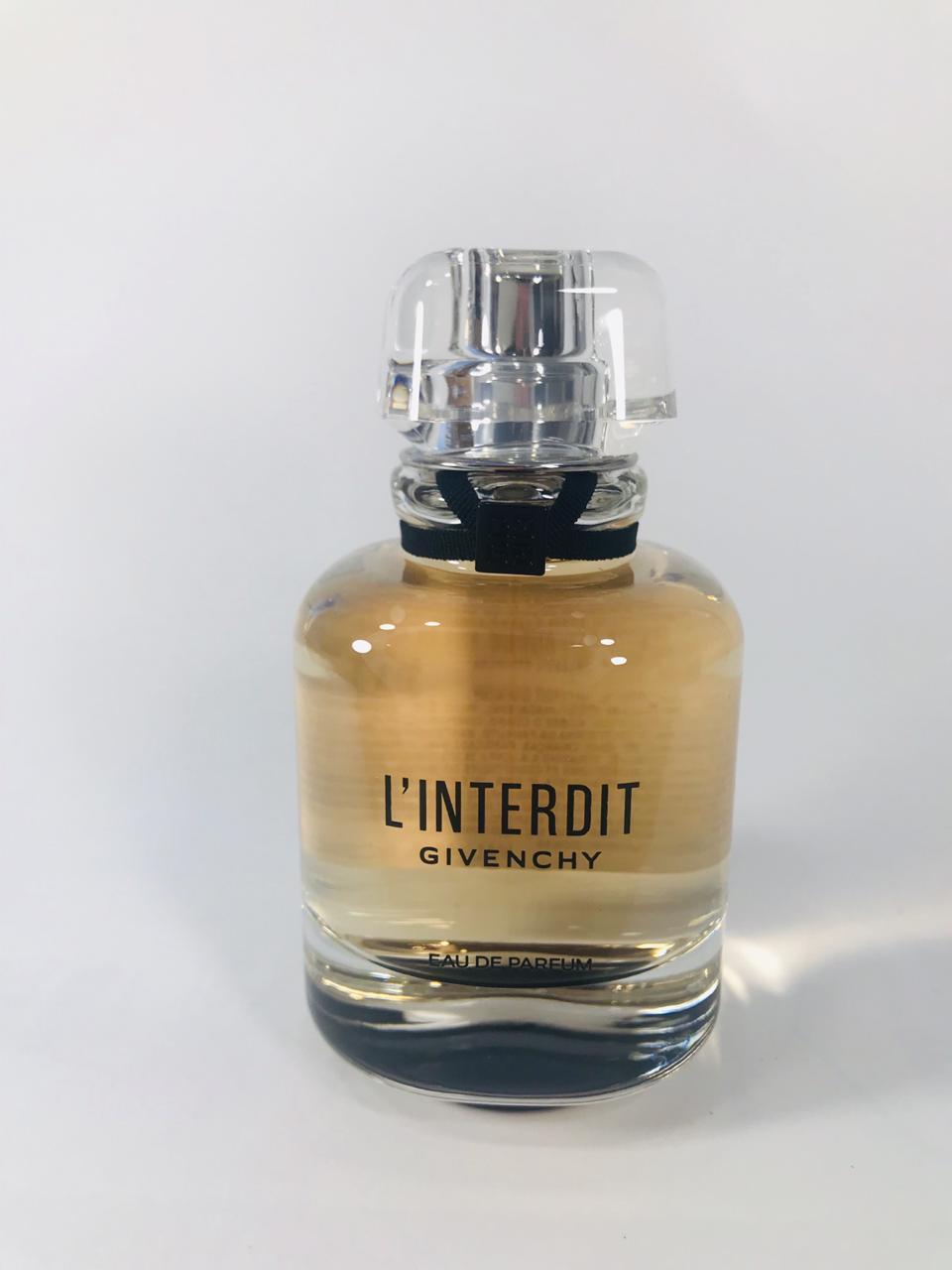 Linterdit Givenchy Feminino Eau de Toilette 80ML - Tester