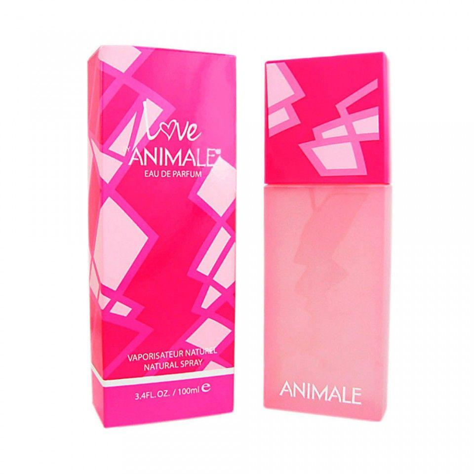 Love Animale, Animale Feminino Eau De Parfum