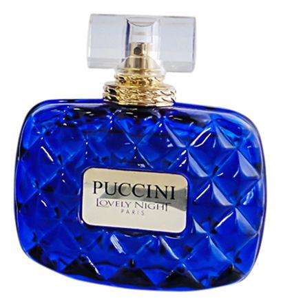Lovely Night Blue Puccini Paris Feminino EDP 100ML