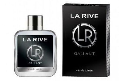 LR Gallant La Rive Masculino Eau de Toilette 90ml