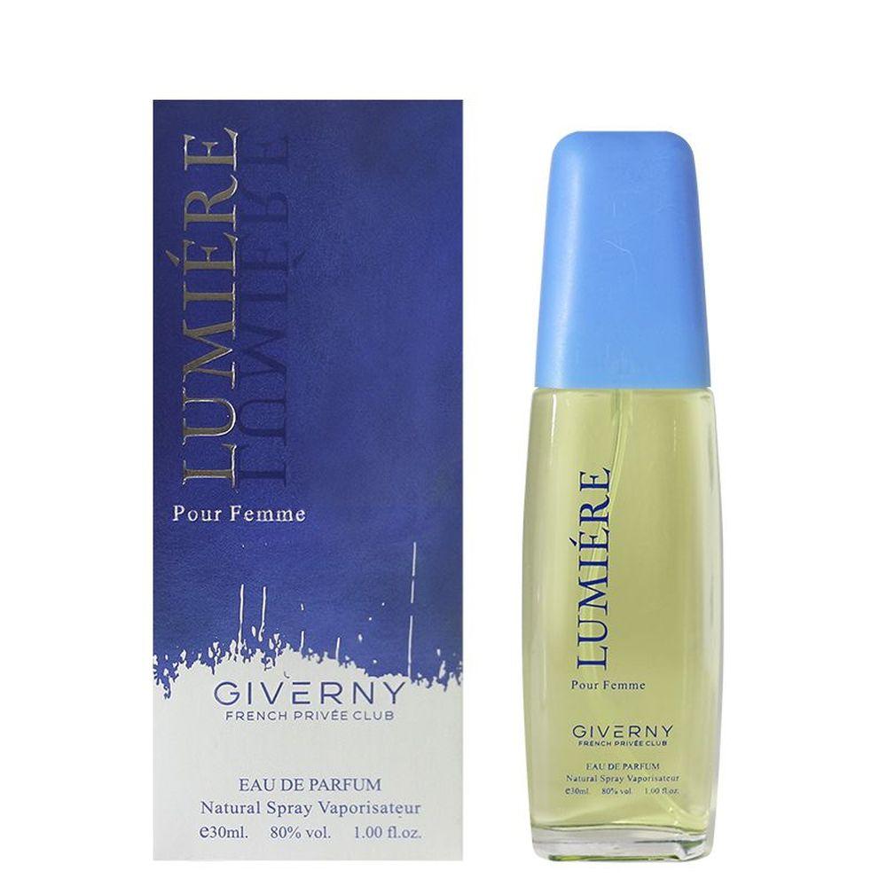 Lumiére Pour Femme Giverny Feminino Eau de Parfum 30ml