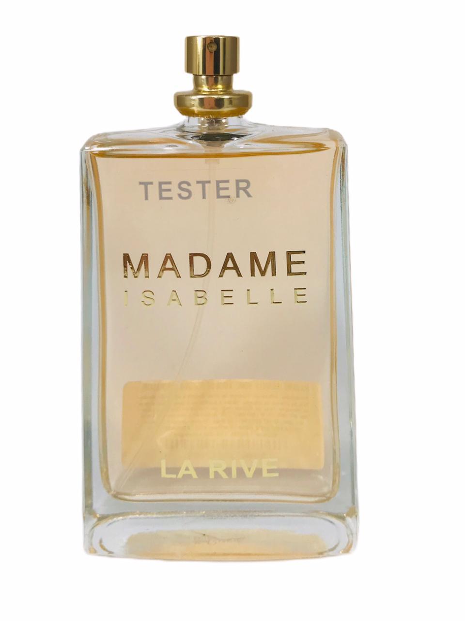 Madame Isabelle La Rive Feminino Eau de Parfum 90ML - TESTER