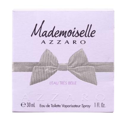 Mademoiselle L Eau Tres Belle Eau de Toilette Feminino 30 ml
