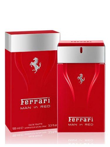 Man In Red Ferrari Masculino Eau de Toilette 100ML