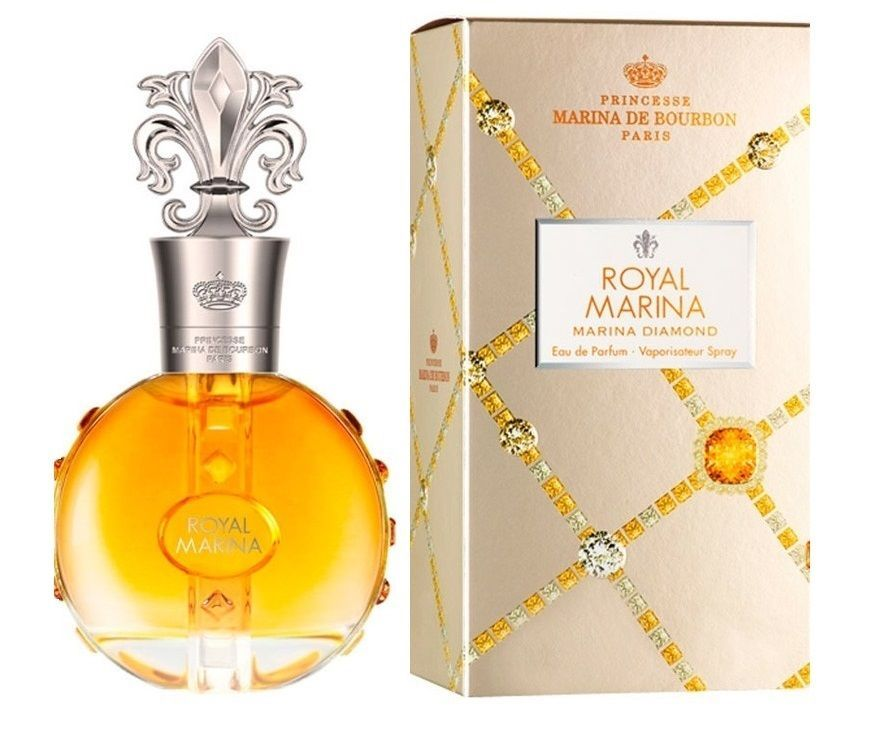 Royal Marina Diamond Marina de Bourbon Feminino Eau de Parfum