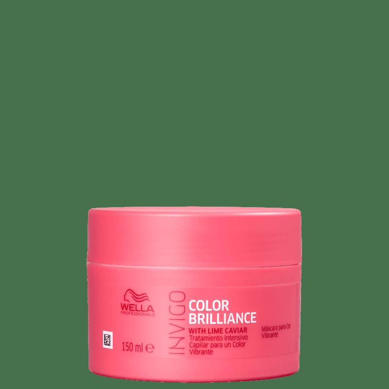 Máscara Color Brilliance  Wella Professionals Invigo  150ml