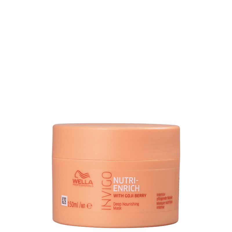 Máscara Nutri Enrich Wella Professionals Invigo 150ml
