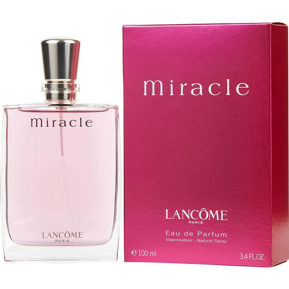 Miracle Lancôme Feminino Eau de Parfum 100ml