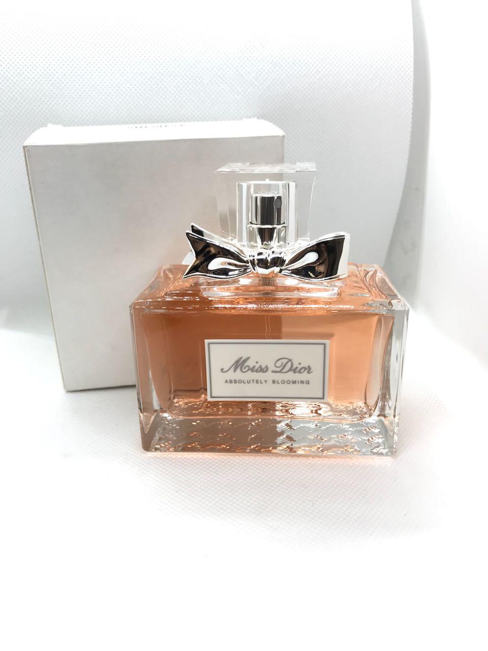 5702bf4962c Miss Dior Absolutely Blooming Dior Feminino Eau de Parfum 100ML - Tester