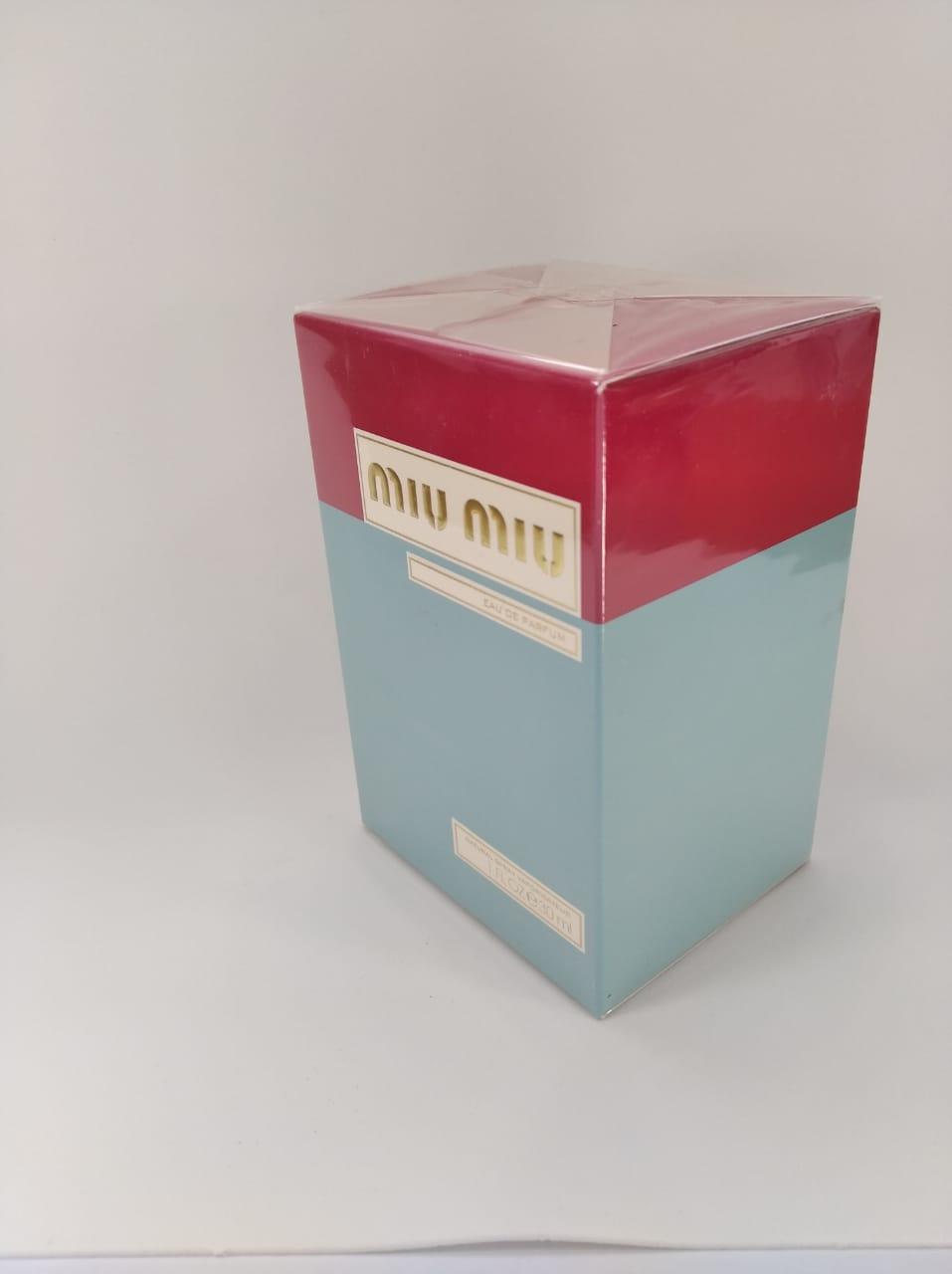 Miu Miu Eau de Parfum  Feminino  30ml