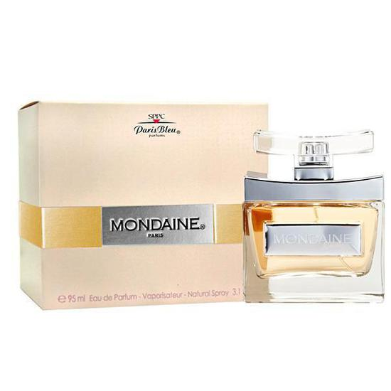 Mondaine Paris Bleu Eau de Parfum Feminino 95 ml