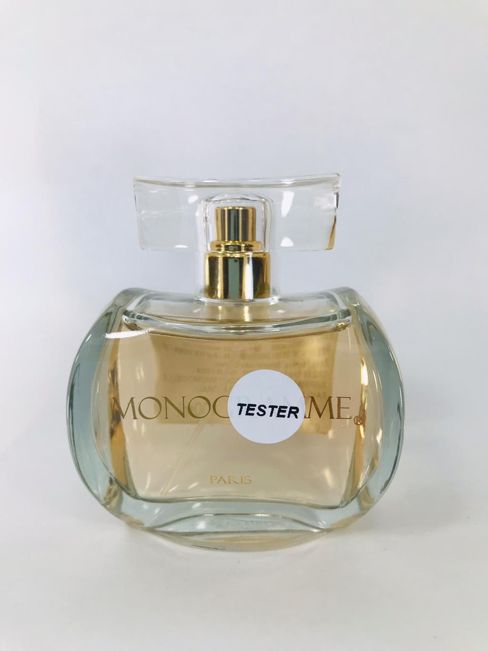 Monogramme Yves de Sistelle Feminino Eau de Parfum 100 – Tester