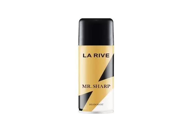 MR. Sharp La Rive Masculino Desodorante 150ml