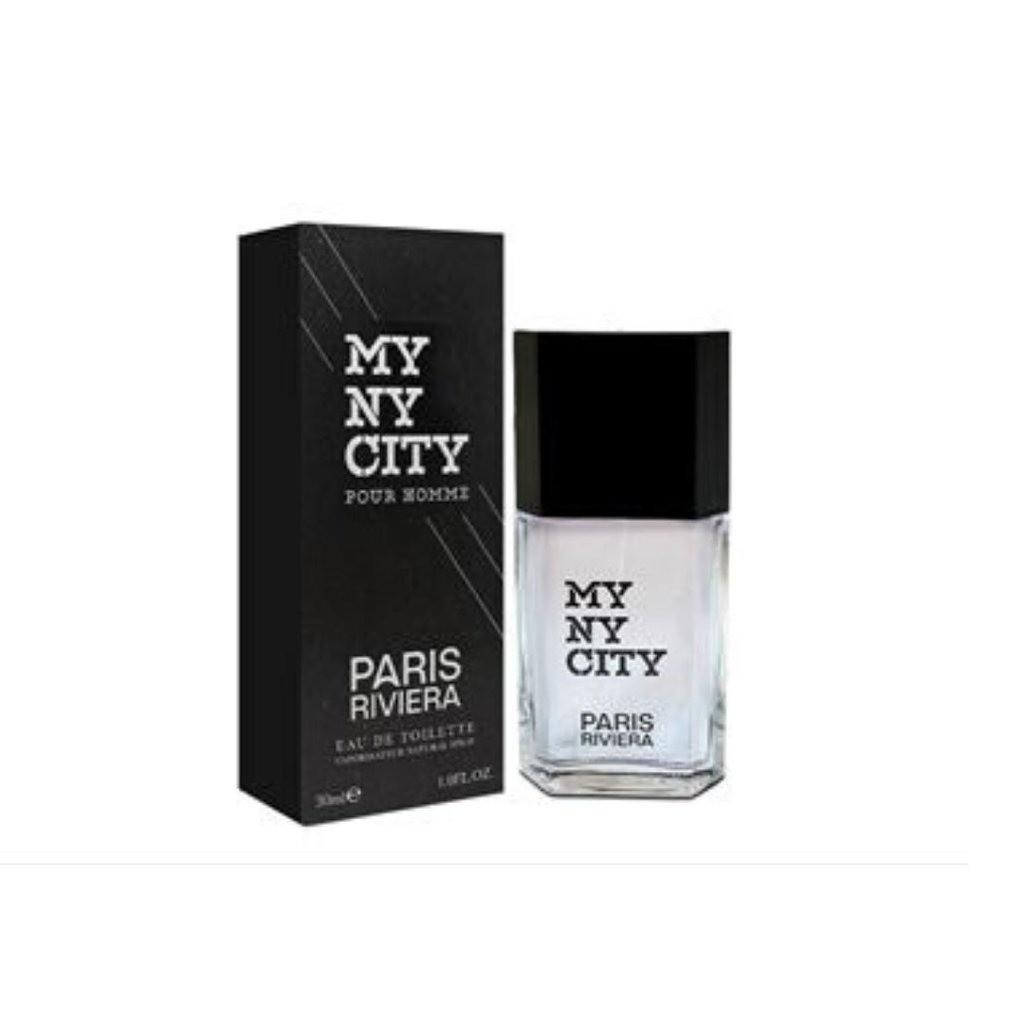 My Ny City Paris Riviera Masculino Eau de Toilette 30 ml