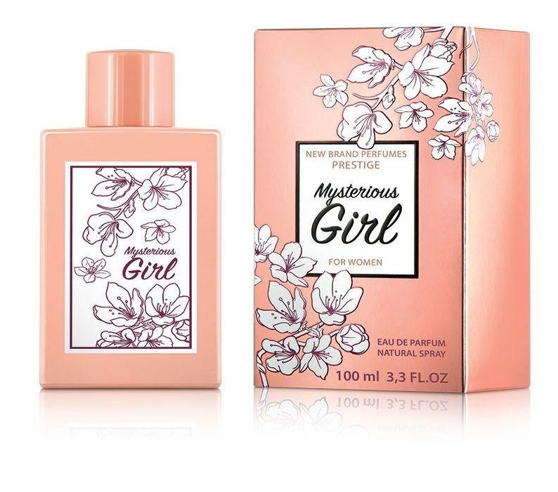 Mysterious Girl New Brand Feminino Eau de Parfum 100ml