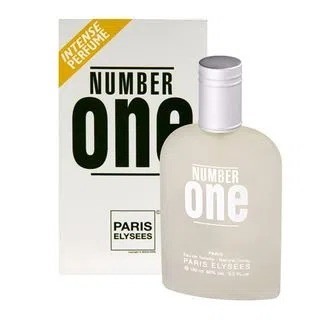 Number One Paris Elysees Perfume Unissex 100 ml