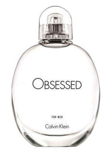 Obsessed  Calvin Klein Masculino Eau de Toilette  125ml