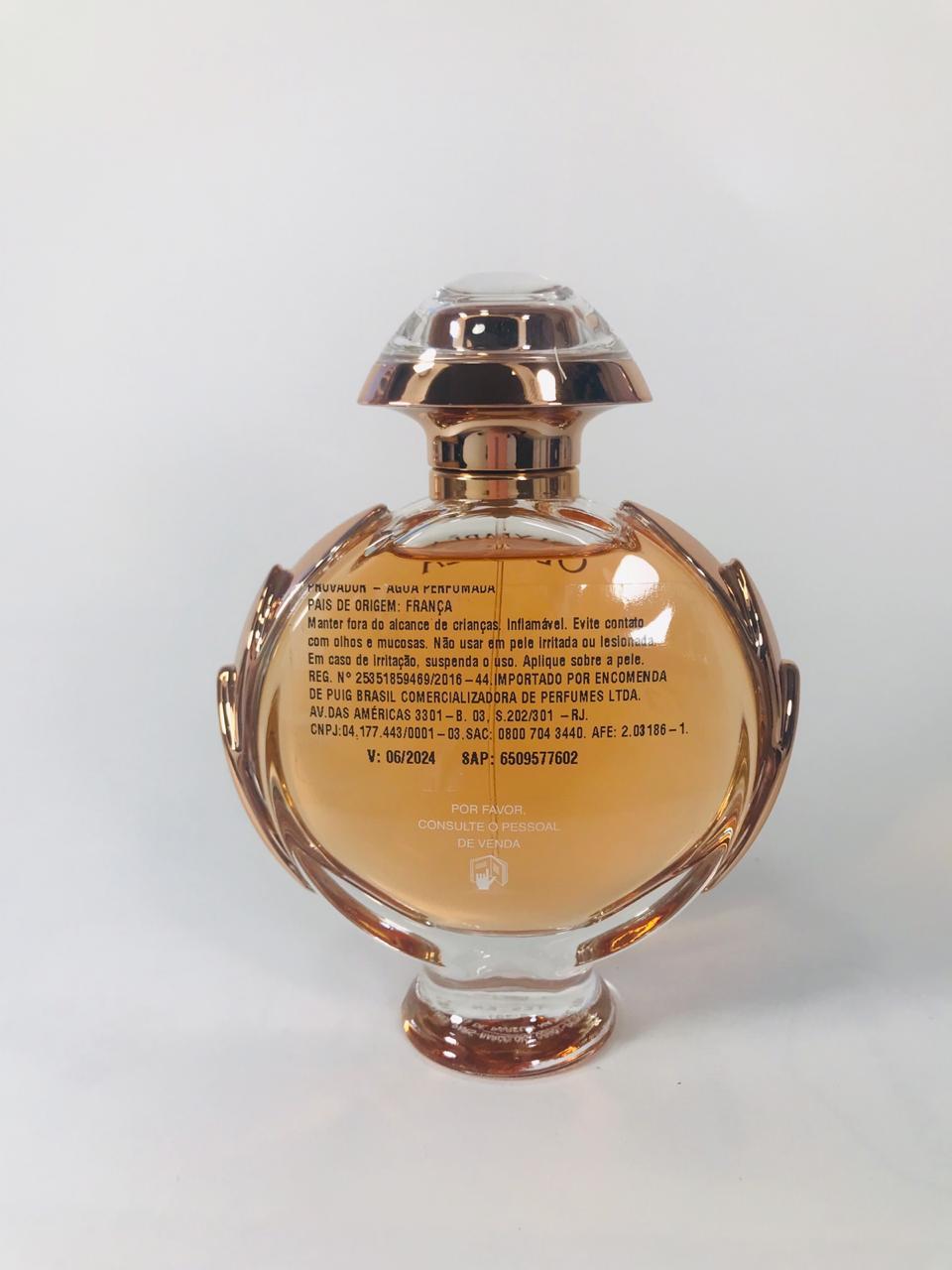 Olympéa Paco Rabanne Feminino Eau de Parfum  80 ML - Tester
