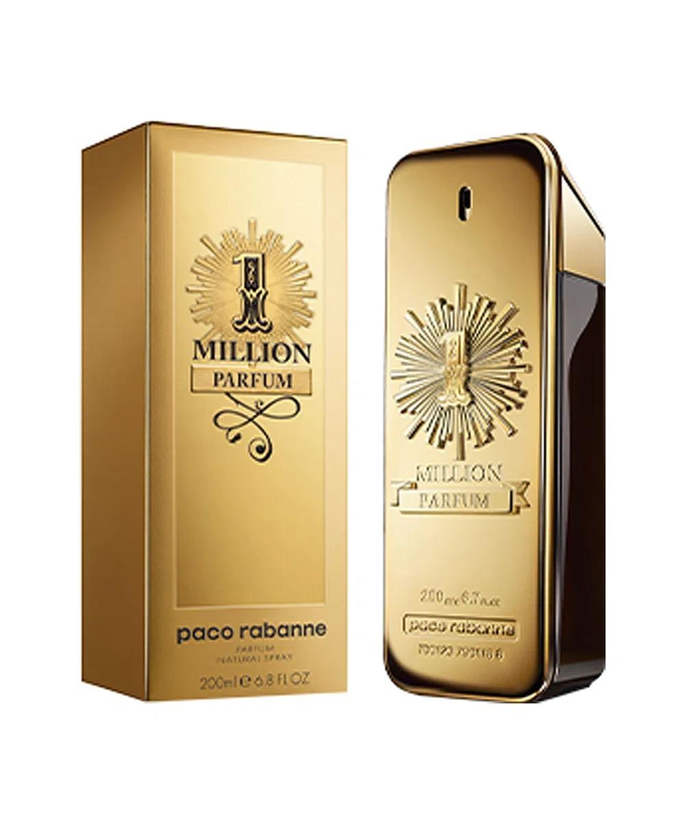 One Million Parfum Paco Rabane Masculino 200ml