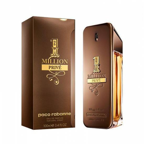 One Million Privé Paco Rabanne Masculino Eau de Parfum
