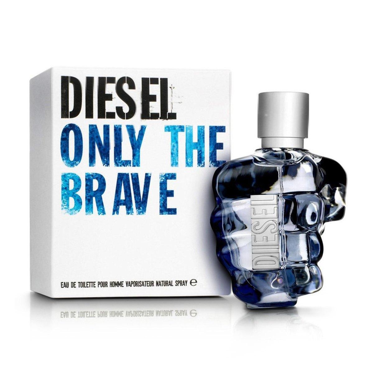 Only The Brave Men Diesel Masculino Eau de Toilette 50ML