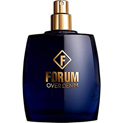 Over Denim Forum Unissex Deo Colônia 50ml