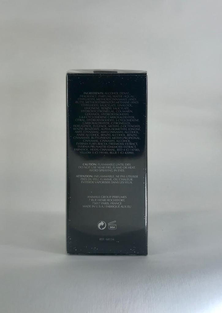 Perfume Animale For Men Eau de Toillete 30 ml