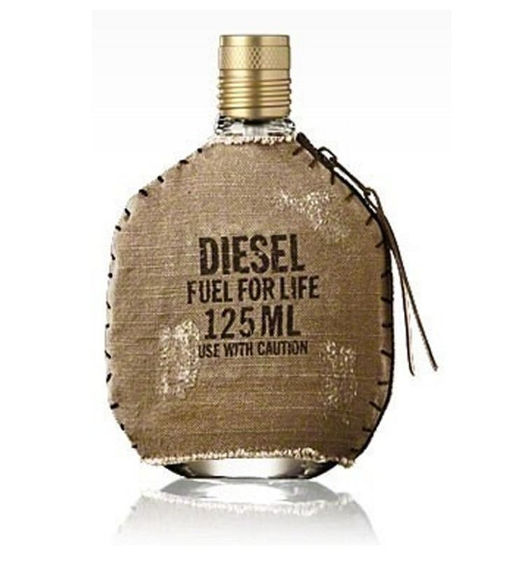 Fuel For Life Diesel Masculino Eau de Toilette 125ML