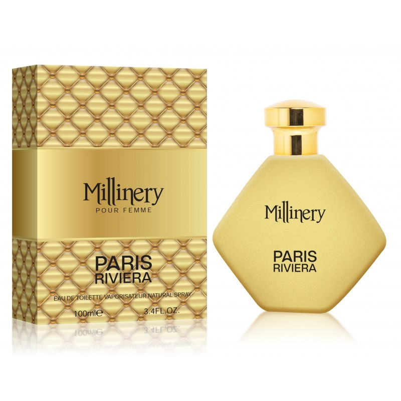 Paris Riviera Millinery Paris Riviera Feminino EDT 100ML
