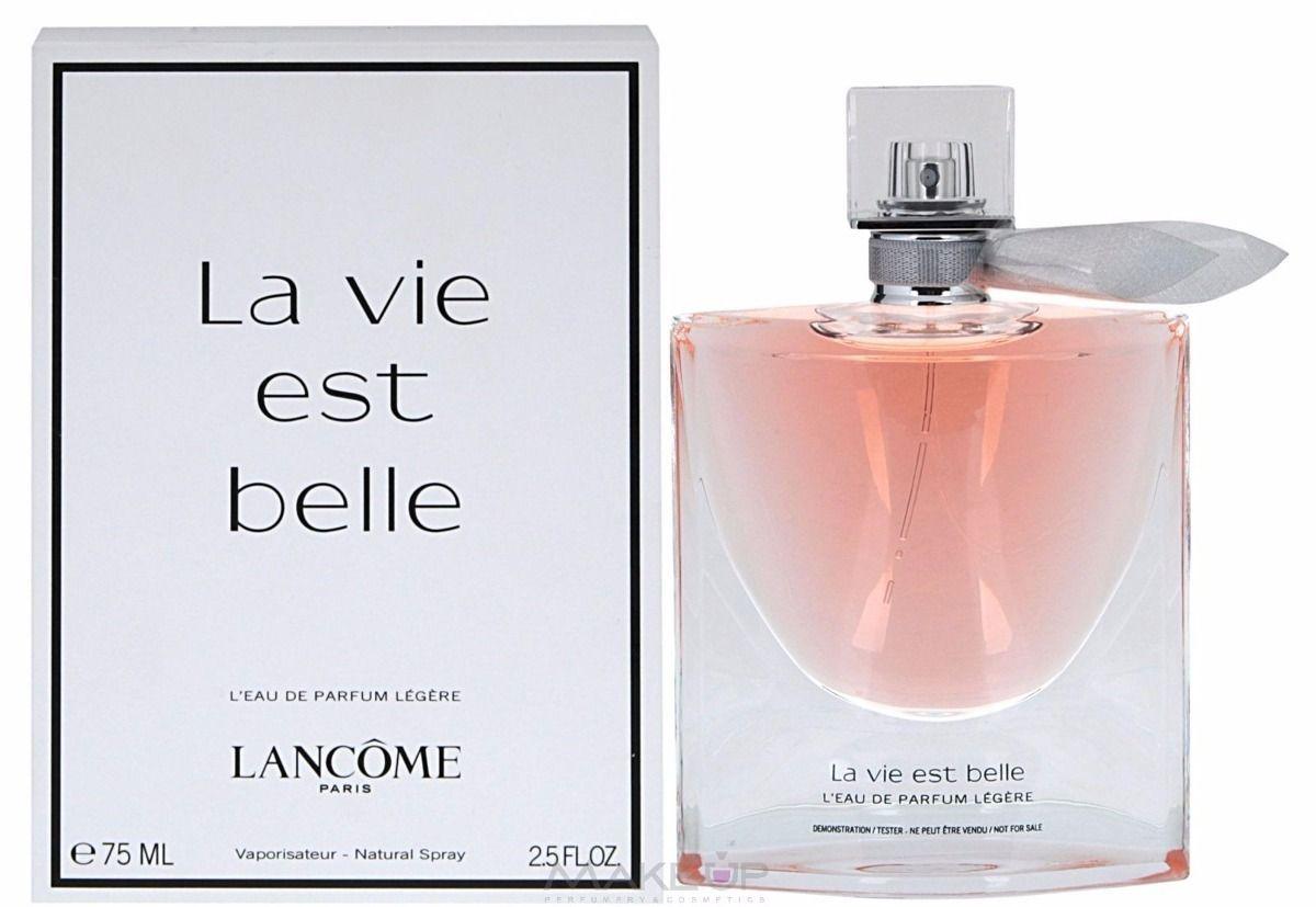 ce3f4a820b La Vie Est Belle Lancôme Feminino Eau de Parfum 75ml - Tester