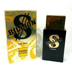 Billion For Men Paris Elysees  Eau de Toilette 100ML