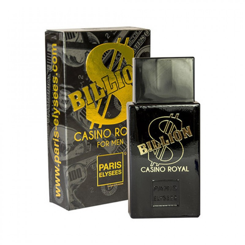 Billion Casino Royal Paris Elysees Masculino Eau de Toilette 100ML