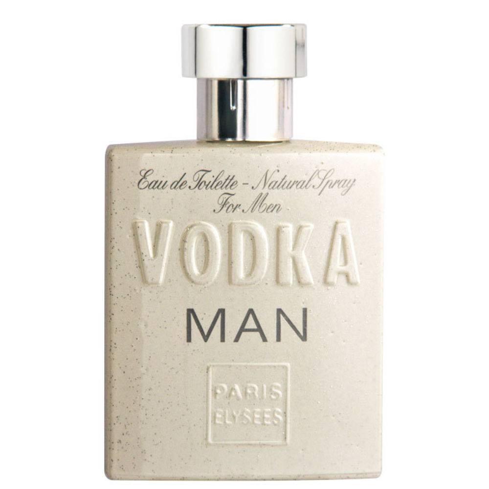 Vodka Man  Paris Elysees Masculino Eau de Toilette 100ML