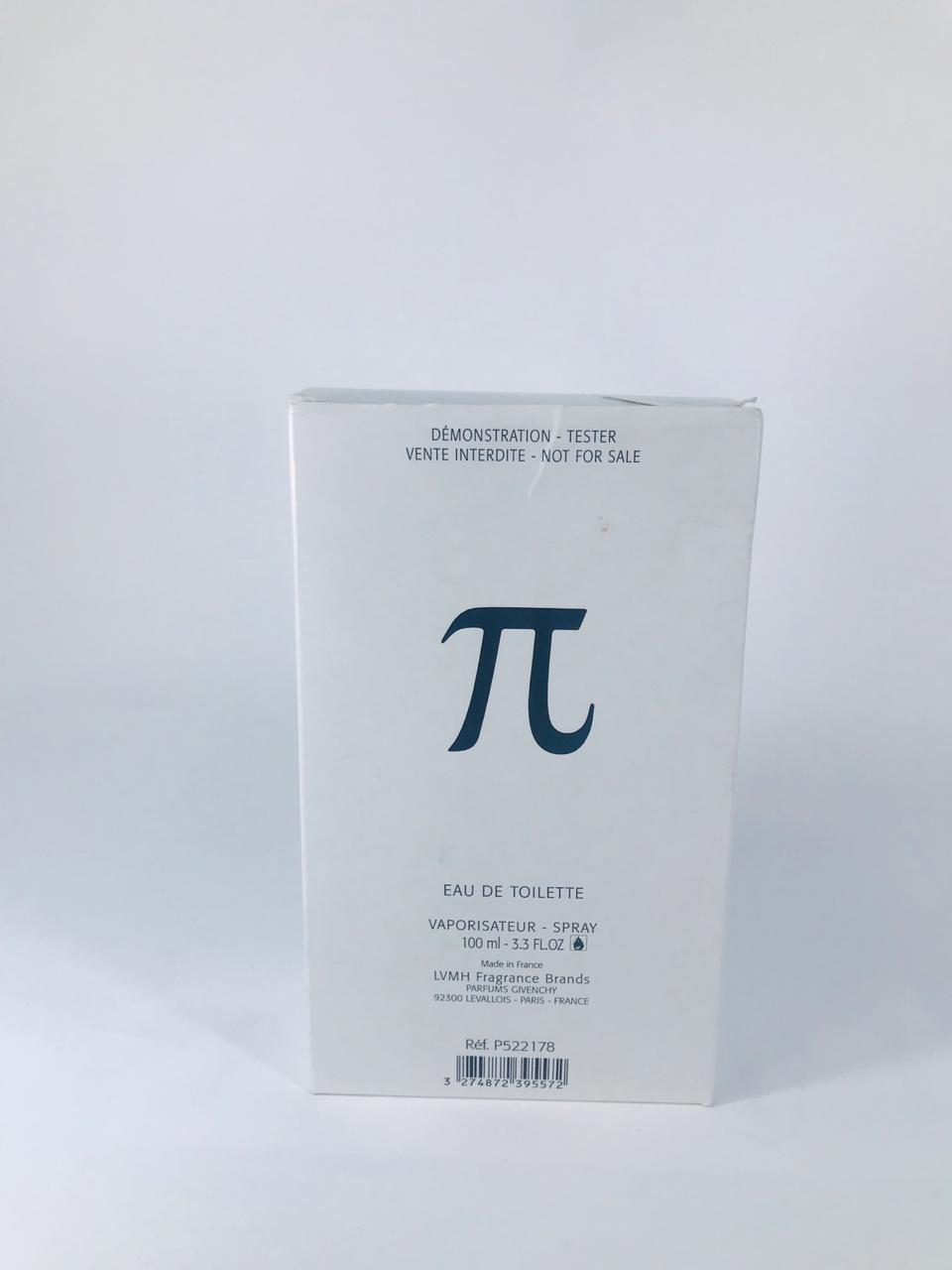 Pi Givenchy Masculino Eau de Toilette 100 ml - Tester