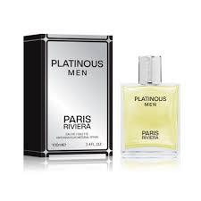 Platinous Men Paris Riviera Masculino Eau De Toilette 100 ml