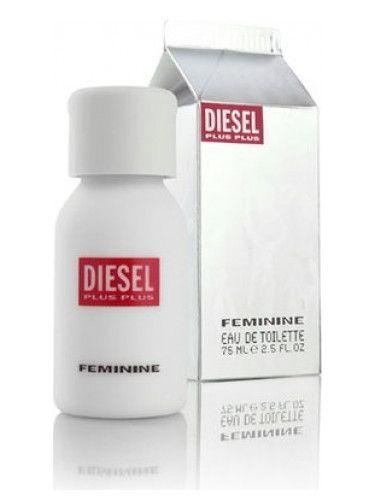 Plus Plus Diesel Feminino Eau de Toilette 75ML