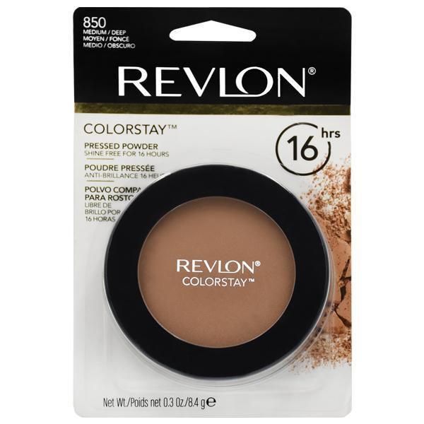 Pó Compacto Pressed Colorstay 850 Medium Deep Revlon  8,4g