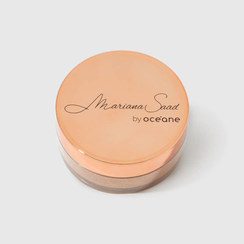 Pó Iluminador Skin Shine Gold Mariana Saad By océane