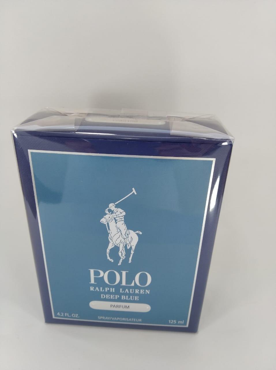 Polo Deep Blue Ralph Lauren Parfum 125ml
