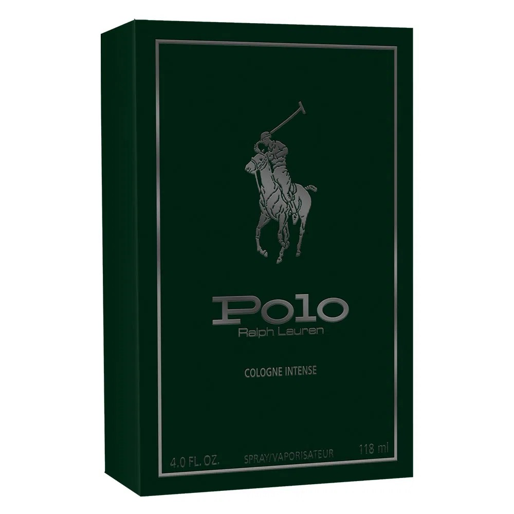 Polo Ralph Lauren Cologne Intense Masculino 118ml