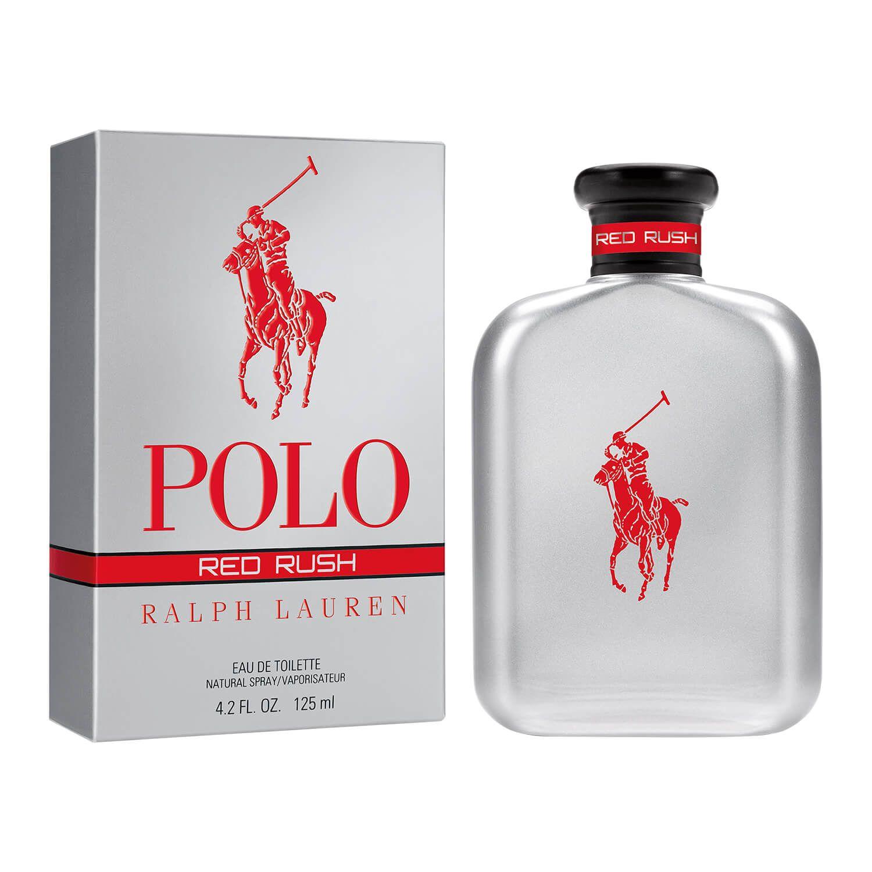 Polo Red Rush Ralph Lauren Masculino Eau de Toilette 125ml