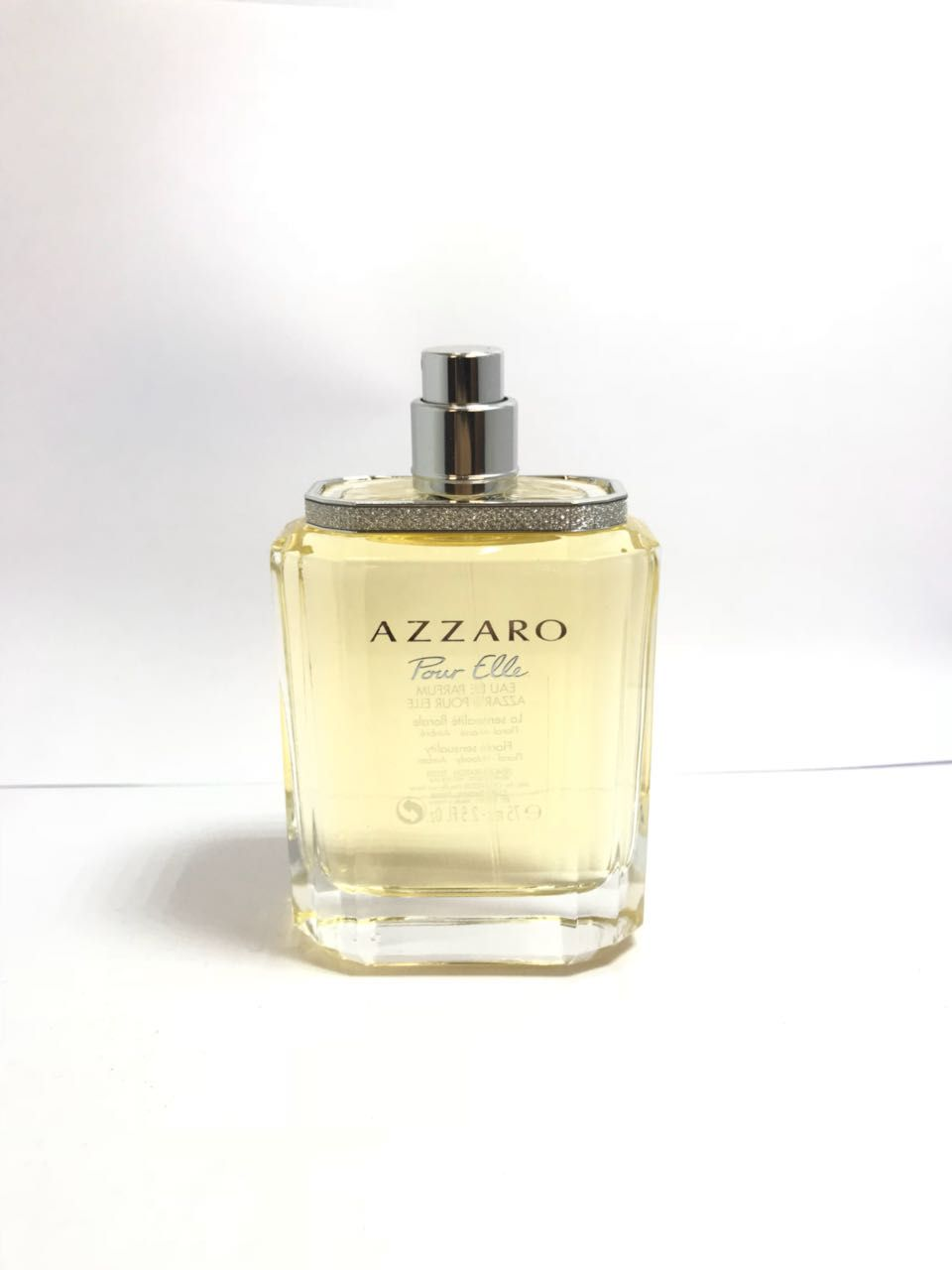 Pour Elle Azzaro Feminino Eau de Parfum 75ML - Tester