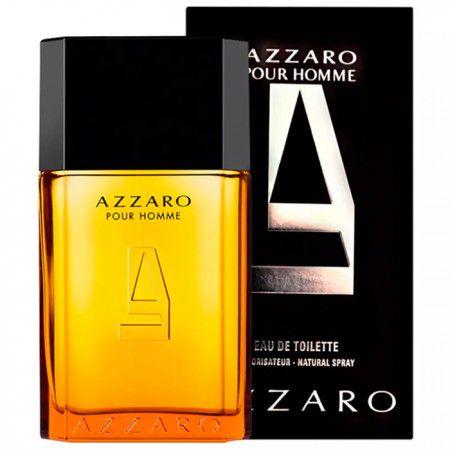 Pour Homme Azzaro Masculino Eau de Toilette 30 Ml