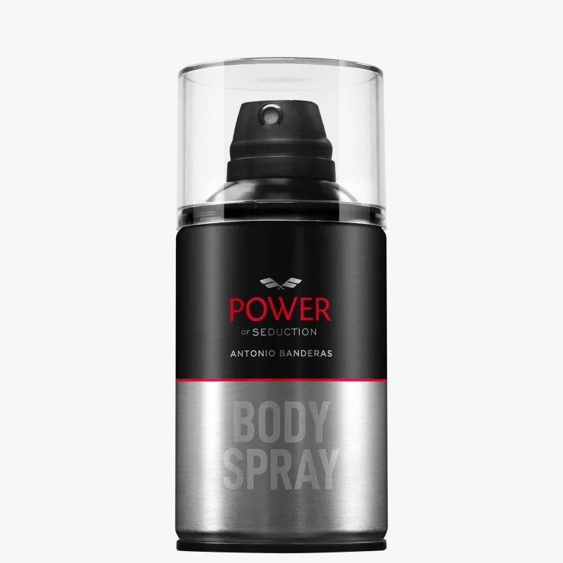 Power Of Seduction Antonio Banderas Masculino Body Spray 250 ml