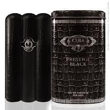 Prestige Black Cuba Eau De Toilette 90 ml