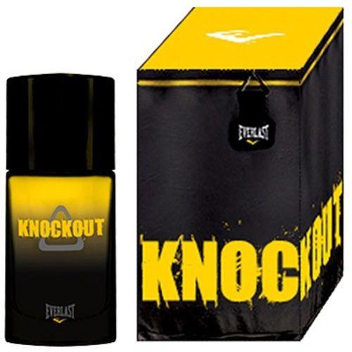 Promoção  Knockout Everlast Colonia 50ml