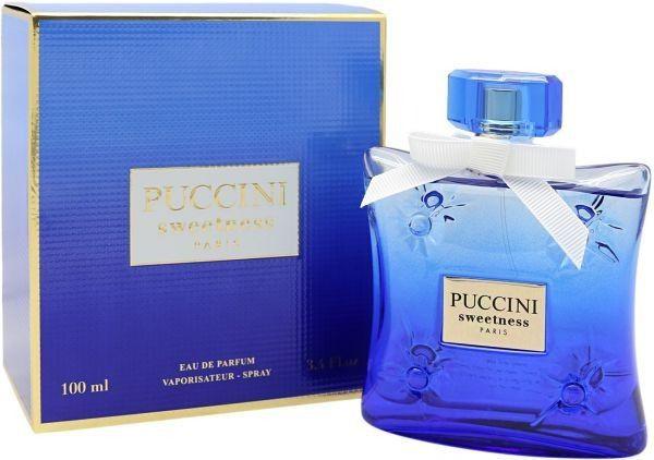 Puccini Sweetness Blue Feminino Eau de Parfum 100ml