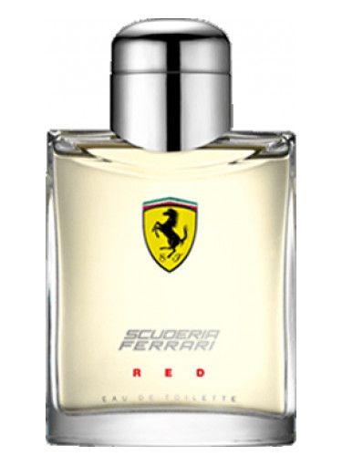Red Ferrari Scuderia Masculino Eau de Toilette